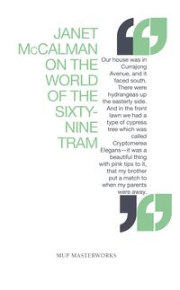 On The World Of The Sixty-Nine Tram