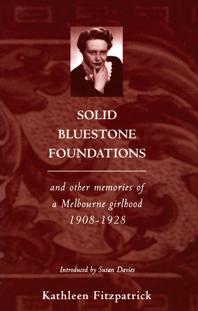 Solid Bluestone Foundations
