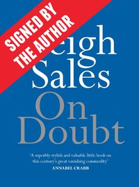 On Doubt (Signed by Leigh Sales)