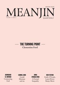 Meanjin Vol 77 No 2