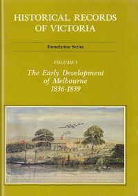 Historical Records Of Victoria V3