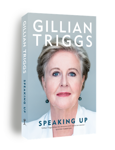 Speaking Up: The Shrinking Democratic Space – with Gillian Triggs and Sharon Abraham-Weiss