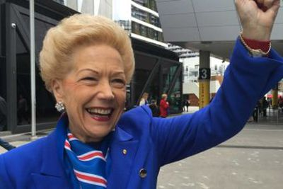 Former Western Bulldogs vice-president Susan Alberti has been a trailblazer for women in AFL.