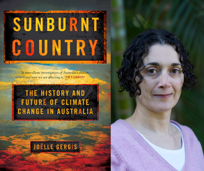 UWA: Joëlle Gergis Lecture on Sunburnt Country