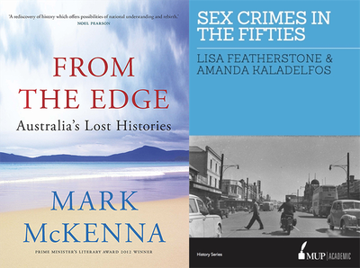 From the Edge, Sex Crimes in the Fifties shortlisted for NSW Premier's History Awards