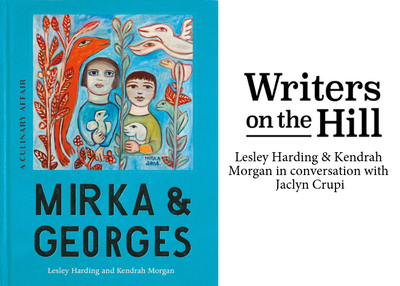 Mirka & Georges: Author talk at Hill of Content