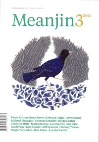 Meanjin Vol. 70, No. 3