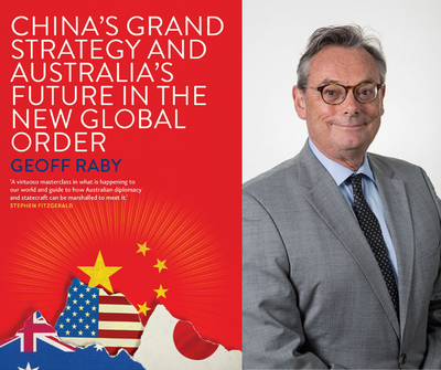 Geoff Raby at SWF: 'Barrie Cassidy & Friends: The China Question'