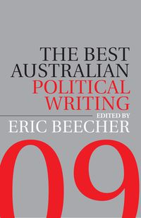 Best Australian Political Writing 2009
