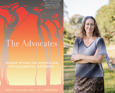 Dr Robyn Gulliver - The Advocates - Panel Discussion at Avid Reader