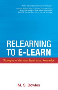 Relearning To E-Learn