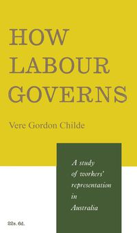 How Labour Governs