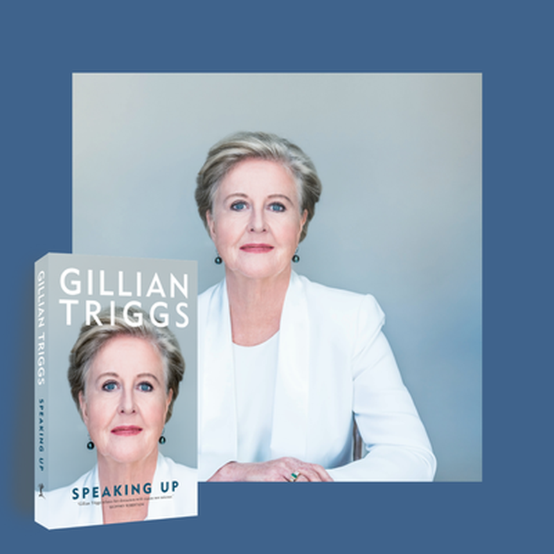 Speaking Up: Gillian Triggs at Fullers Bookshop