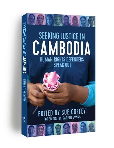 Seeking Justice in Cambodia: Launch with Sue Coffey and Gareth Evans