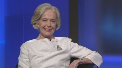 Quentin Bryce on her time as governor-general
