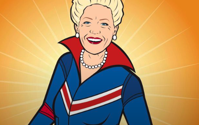 Susan Alberti: The Girl Who Kicked The Biggest Goal