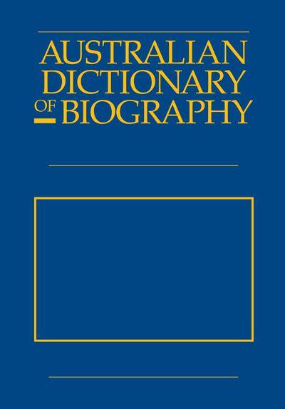 Australian Dictionary of Biography V12