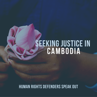 'Why I Wrote Seeking Justice in Cambodia' — Sue Coffey explains