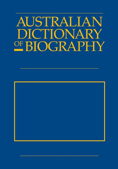 Australian Dictionary of Biography V8