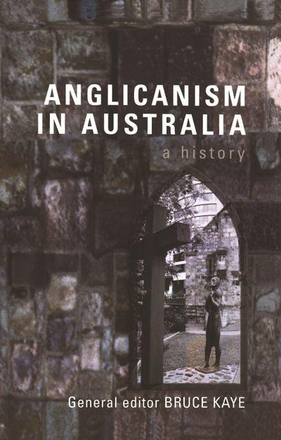 Anglicanism In Australia