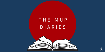 The MUP Diaries: Byron Writers Festival 2018