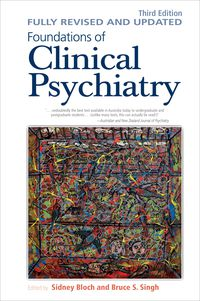 Foundations of Clinical Psychiatry Third Edition