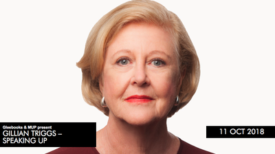 Speaking Up: Gleebooks & MUP present Gillian Triggs